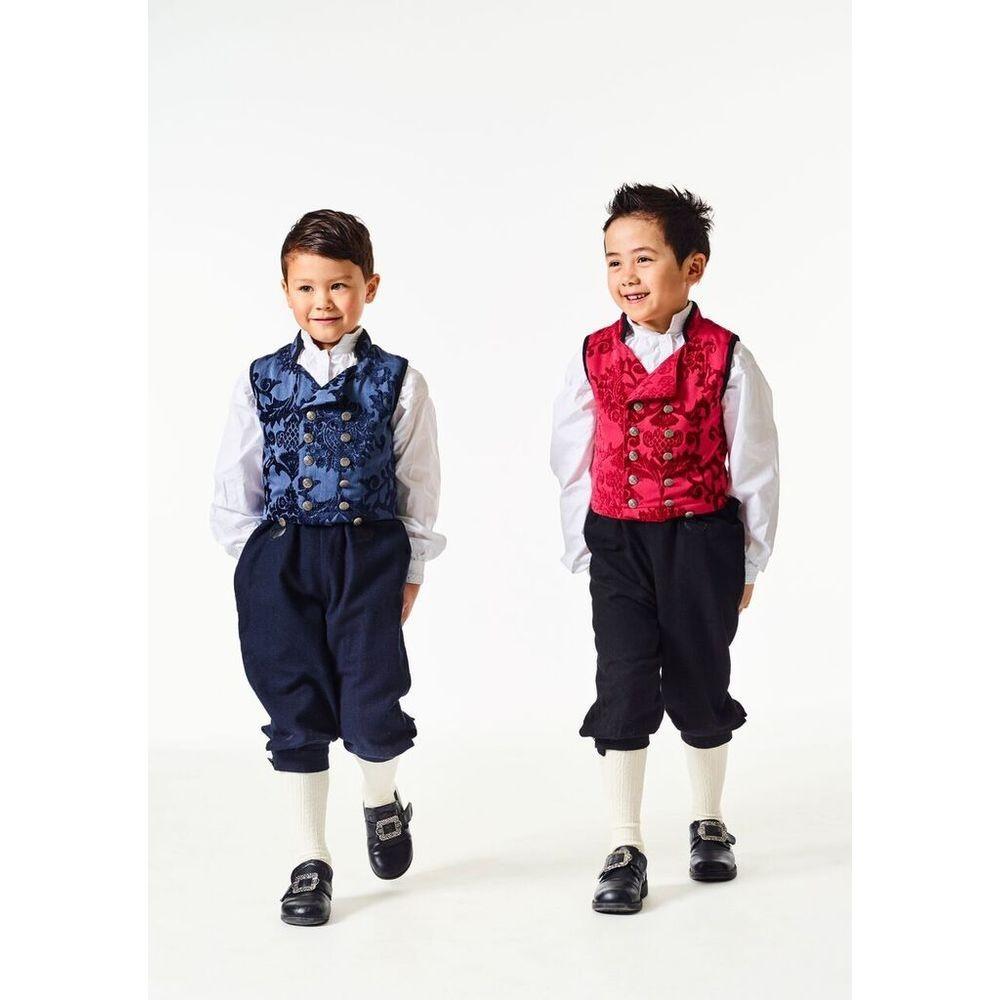 707c14aa Pascal bunadskjorte til barn unisex | Barnebutikk på nett