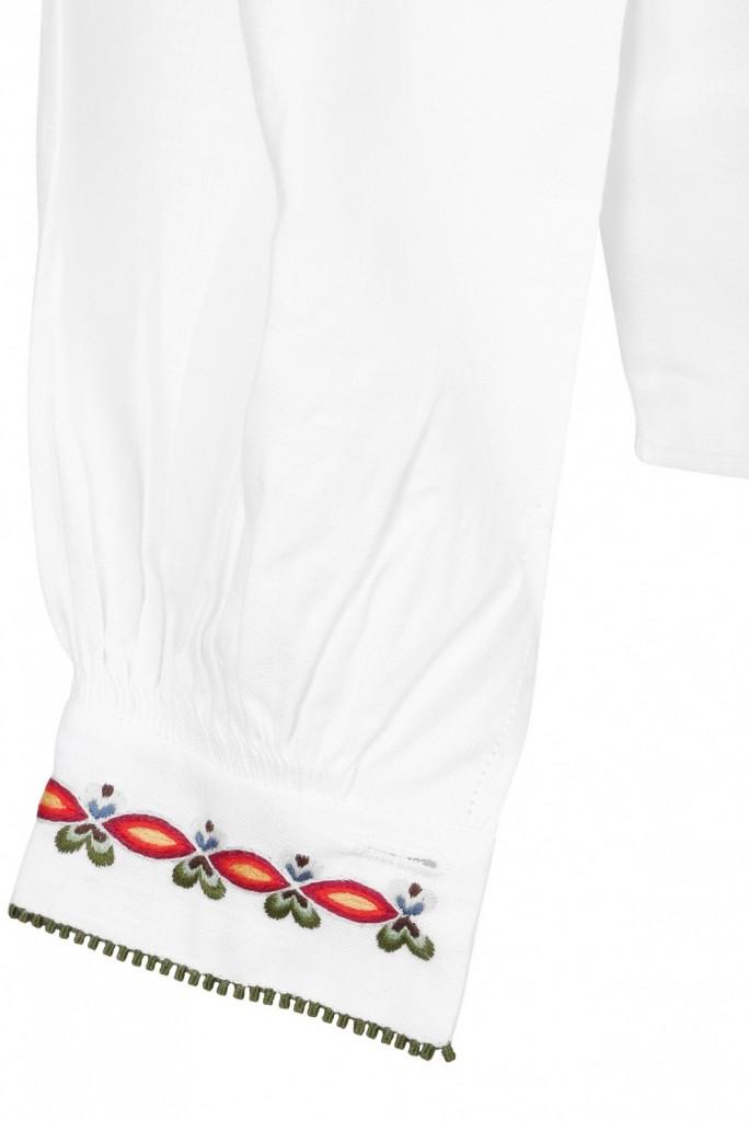 Bunadskjorte linskjorte til Øst Telemark | Barnebutikk på nett