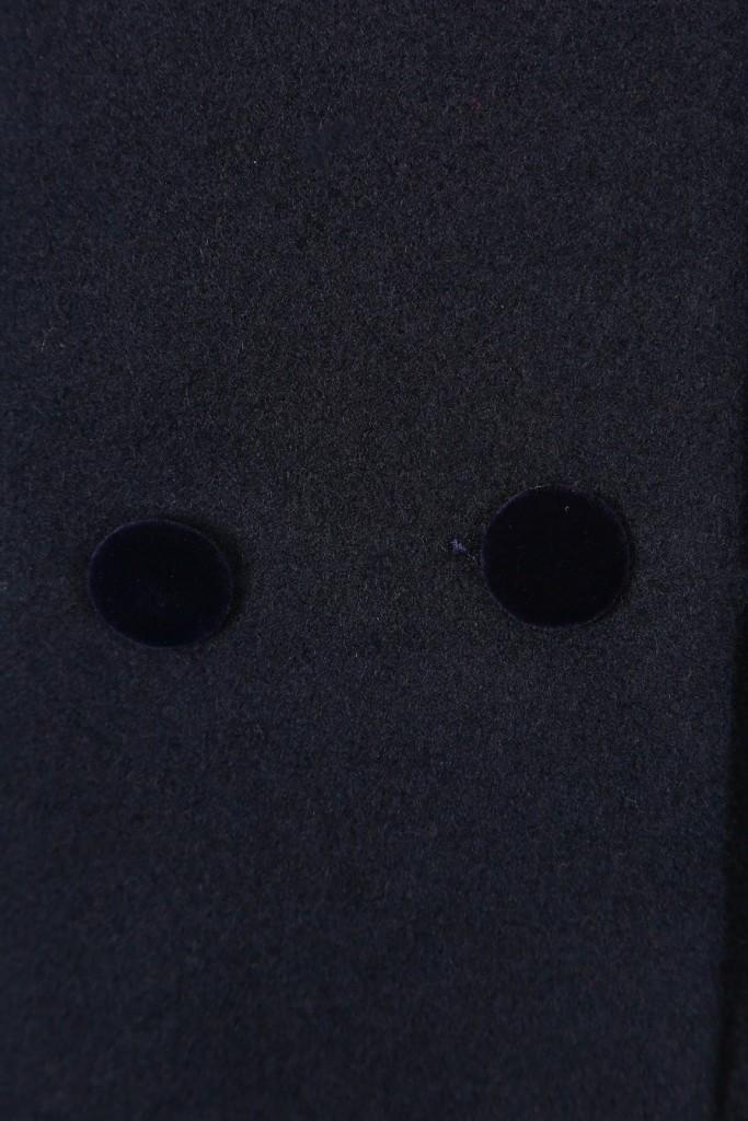 Pascal klassisk ullkåpe marineblå | Barnebutikk på nett